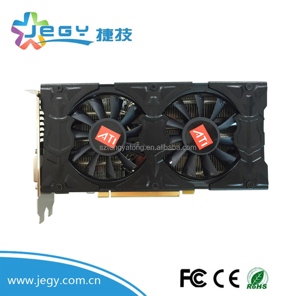 AMD Series R9 270 2GB DDR5 1280SP 256Bit Cheap China Graphic Card