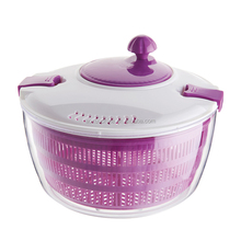 Kitchen Appliance tools salad mixer plastic manual salad spinner
