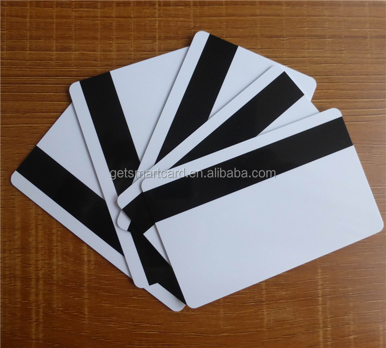 MIFARE Blank PVC Cards with magnetic stripe for Cashless <strong>Payment</strong>