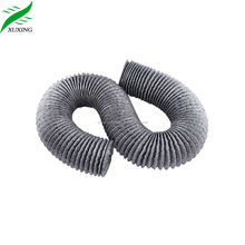 high quality aluminium foil ducts air conditioner plastic pipe cover