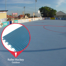 Hot sale professional outdoor inline hockey sports flooring