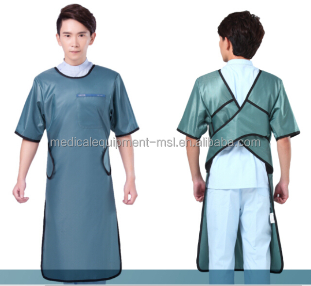 x ray protactive apron with vest, head cover, gloves, glasses for sale