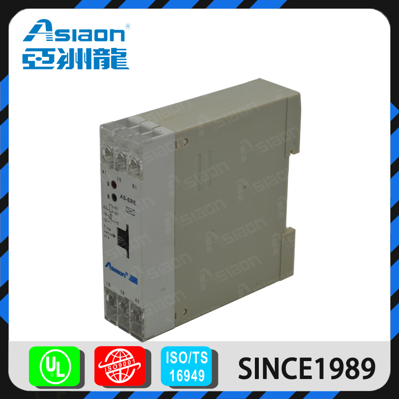 ASIAON Wenzhou CE UL Approved Factory Wholesale 5A 12v 220v Time Delay Relay