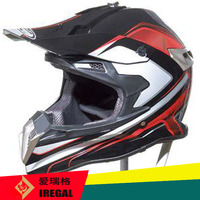 Dirt road motorcycle ladies helmet for wholesale with DOT approval
