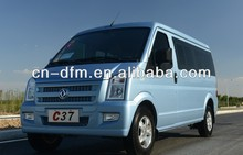 Best Selling Dongfeng 250cc mini bus well-being 4x2 C37 LHD/RHD Mini Trucks For Sale