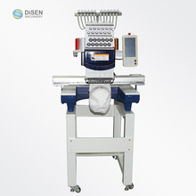 Single head cap and t-shirt happy automatic embroidery machine with prices sale in bangladesh