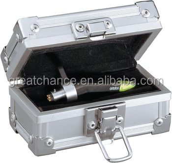 ALUMINIUM CASE BOX FOR DJ SYSTEM NEEDLES LANDSCAPE NEW