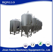 China Beer Brewery Fermenting Equipment Turn-key Project with 10 years warranty