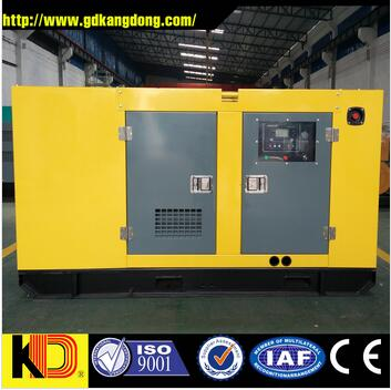 Top quanlity China manufacturer 30kw Weifang Diesel Generatorating