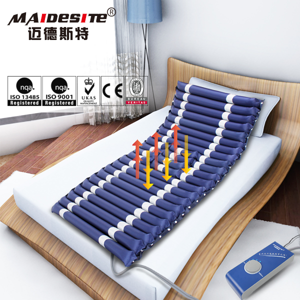 Elderly used anti bed sore air mattress for pressure ulcers