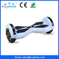 Two Wheels self balancing scooter with LED light flash colol and safe motor scooter
