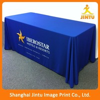 2016 Table Cloth / Table Banner / Table Cover for Wholesale,Retail,Trade Show,etc