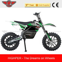 Green power electric dirt bike(HP110E-C)