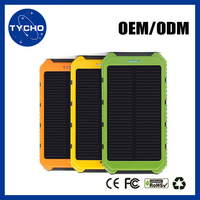 30000mAh Solar Power Bank With Led Light Factory Cellphones Accessories Li-polimer Power Bank