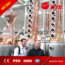 Daeyoo 1000L vodka distillery for sale