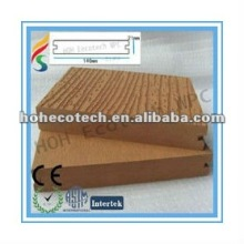 top quality popular type wpc outdoor decking (with certificates)
