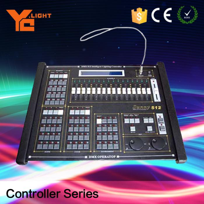 ODM Offered Manufacturer Intelligent Dmx 512 Computer Controller