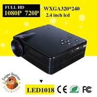 Led projectors with trade assurance supply 2d convert 3d led projector