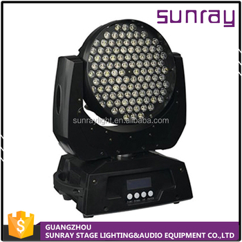 Best Price Environment-Protective 14 Control Channel 108 Pcs 3W Moving Head Stage Led Par Can Light
