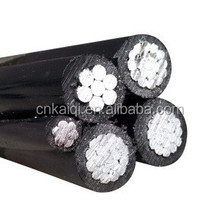 3x50+25+1x16mm2 Overhead electrical lines distribution systerms of rated voltage 0.6/1kv ABC overhead cable