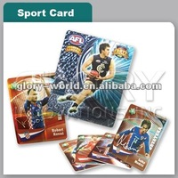 Sport Offest Printing Trading Card