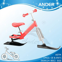 ANDER Pro Extreme Factory Snow Ski Kick Snow Scooter Bike For Kids