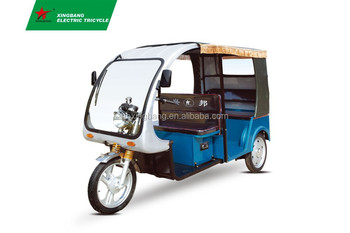 Popular Design Shaft Drive Electric tricycle