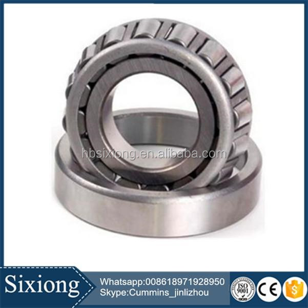 Dongfeng truck parts tapered roller wheel hub bearing 7518E tapered roller bearing
