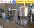 Granular material drying machine/efficient boiling dryer