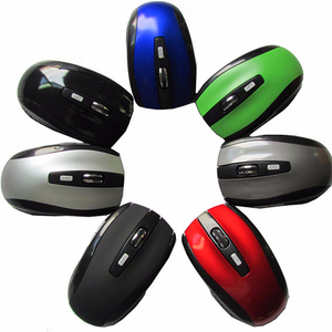 Hot selling Optical Cordless 2.4G PC Laptop USB Custom Logo Wireless Mouse 7300 Gaming Mouse Wireless
