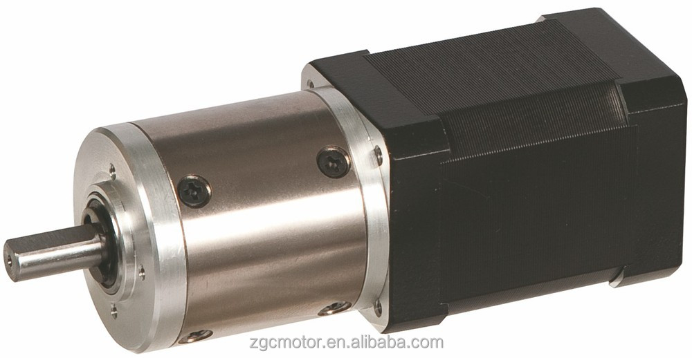 brushless dc gear motor 42mm 42JXG50K/42DMW61-2440 reduction ratio3.8~71