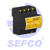Single Pole protection SPD Efficient Protection sgainst transient overvoltage Protection