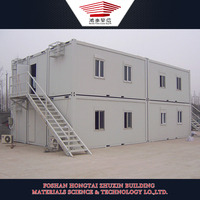 Two Storey Prefab Container House