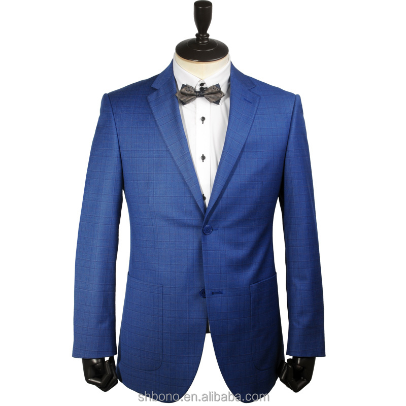 2017 top quality men's suit bespoke suit with CMT price