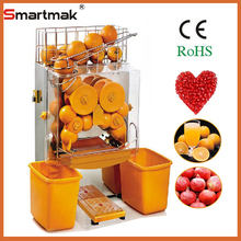 Automatic citrus orange juicer,industrial juicer machine