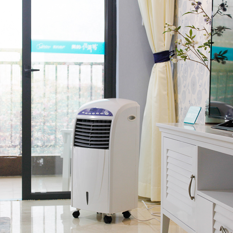 fan air cooler water less mini portable air conditioner for cars