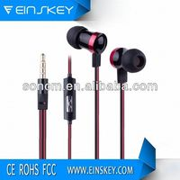 Noise cancelling in-ear E-E007 ear drops earphones