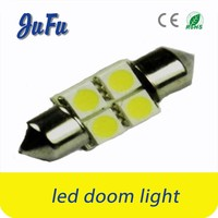 12v 5050 4smd hot sale high quality high power canbus led porcelain dome light