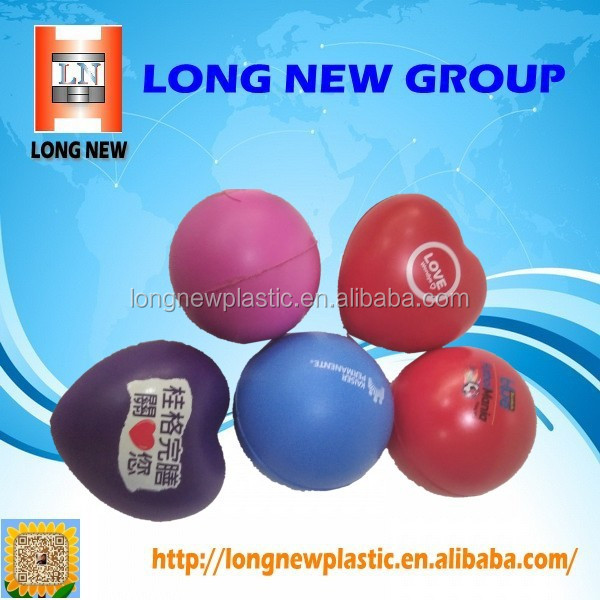 Prviate Shape PU Anti Stress Ball