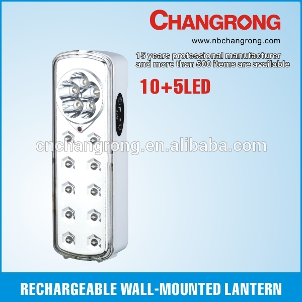 Changrong 5+10 mni LED Emergency Light CR-8012