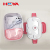 Promotion gift smart plastic  thermos food container box electric heating  lunchbox with handle