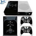New Console Game Skin Sticker Cover Vinyl Decals and Controller Skins for xbox one slim console