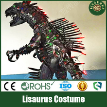 Lisaurus-Da junli hot sell cosplay costume for cosplay and all kinds of show, Juego , Monster hero 2