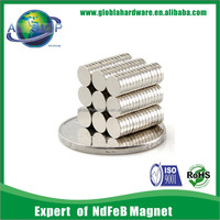 strong disc permanent magnet magnetic badge button material