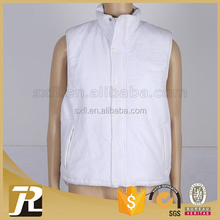 high quality cheap white waistcoat for men