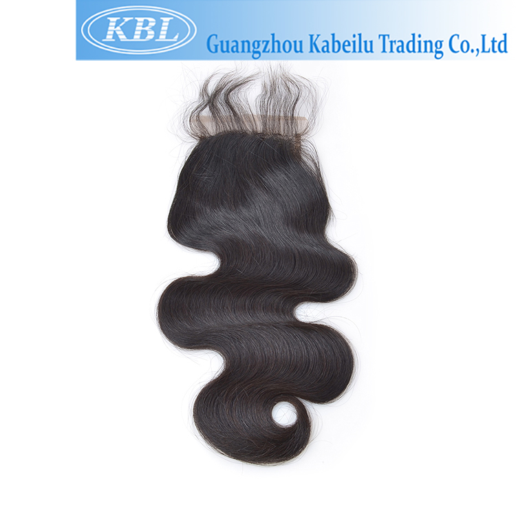 New Product Human Hair Onyx Hair Closure4 By 4 Lace Closure With