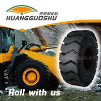 E3 High quality Diagonal tyre for wheel loader