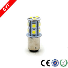 High quality 1157 Car tail light 2W 12V 13LEDs 5050 LED Bulb for Brake light