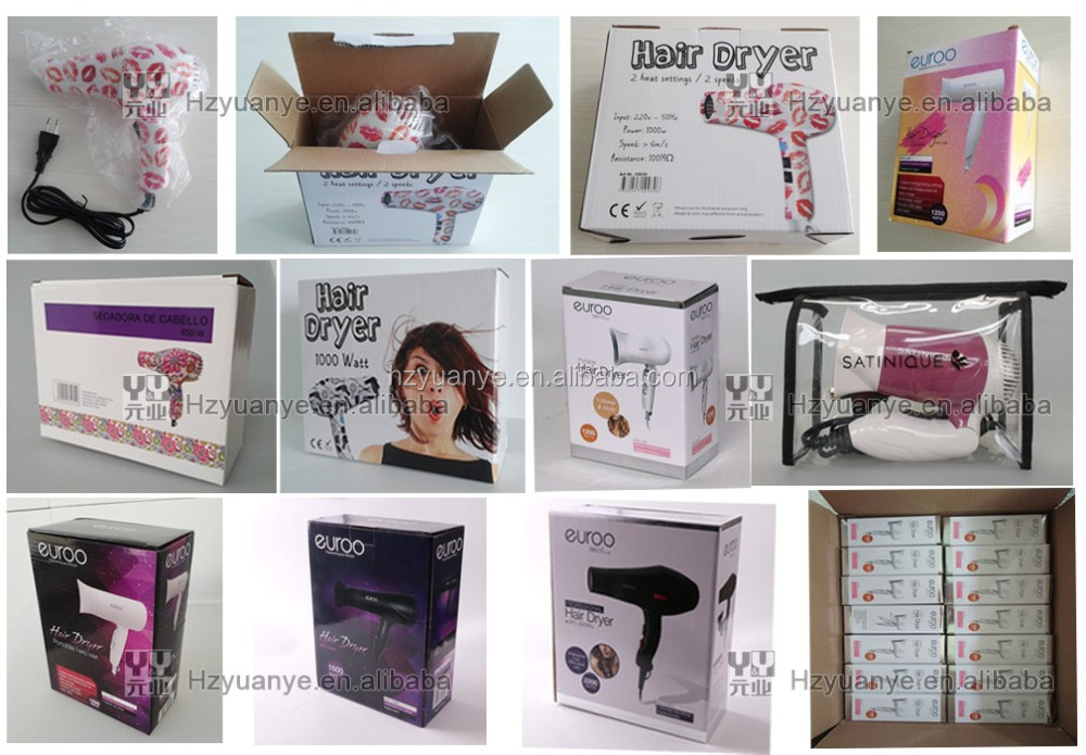 Wholesale Electric Printed Household Hair Dryer