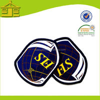 Fashionable Custom Patches Woven Use For Epaulets In Guangzhou